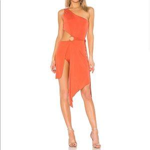 For Love & Lemons bodysuit dress
